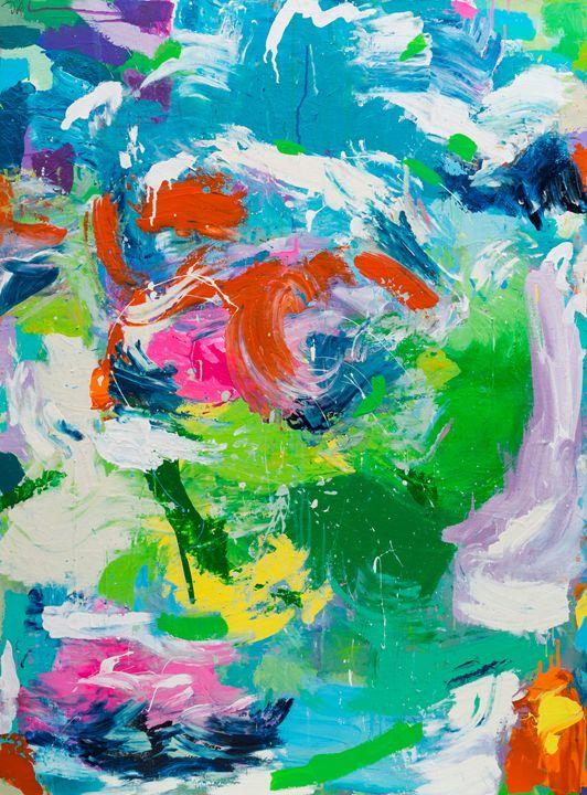The Eye of the Storm - Lauren Cutler Artworks