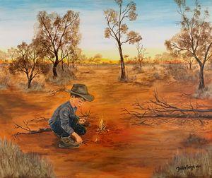 Outback Kid - Australia
