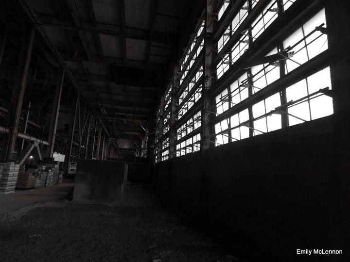 Inside the Hearn - redlightdarkroom