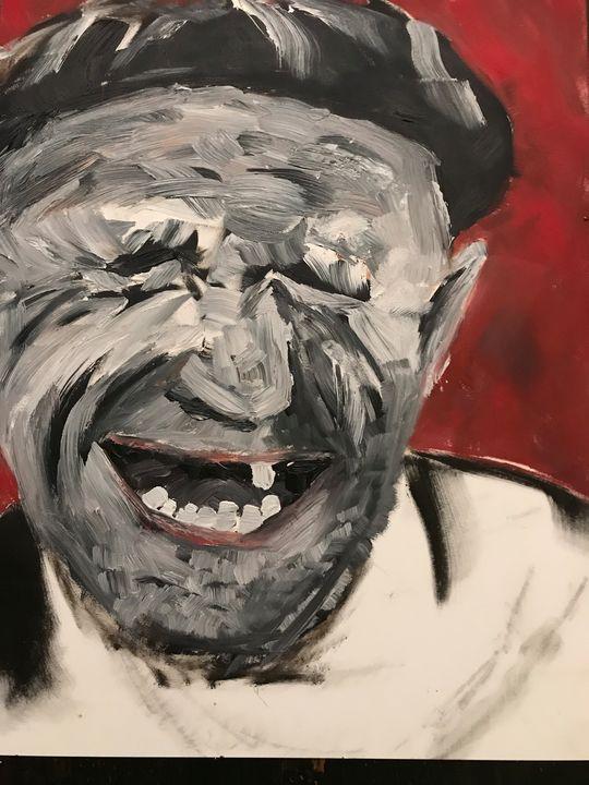 Laughter - Ayesha Wright Fine Art