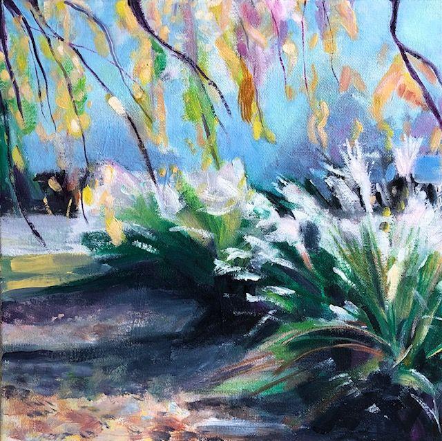 """""""Turning"""" - Lynne Lancaster Art"""