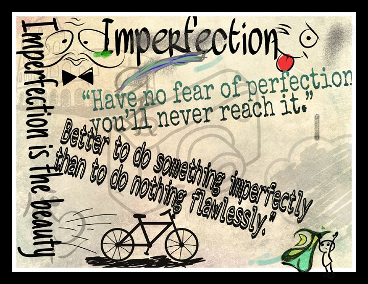 Imperfection - Djire Gallery