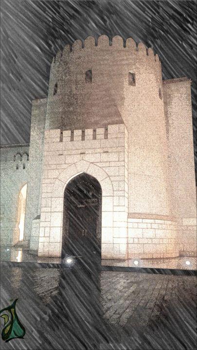 Matrah fort - Djire Gallery