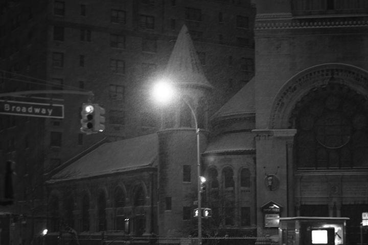 Church on Broadway - Hamza Nizam Zaman