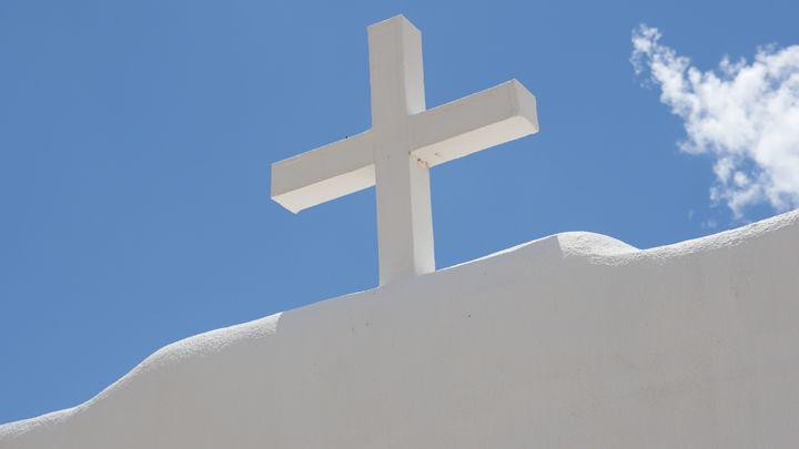 Taos Pueblo Church - Hamza Nizam Zaman