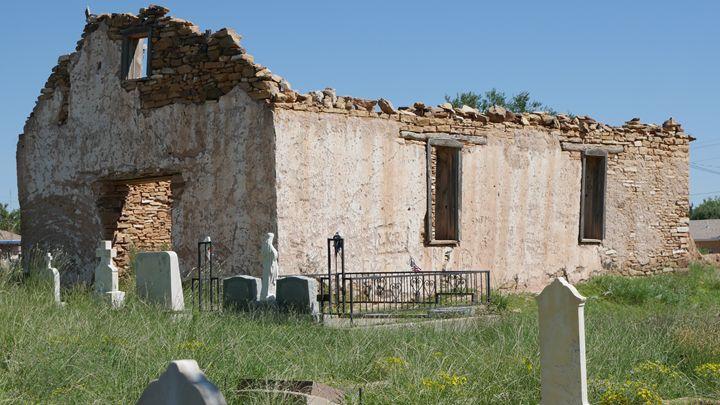 Old Church - Hamza Nizam Zaman