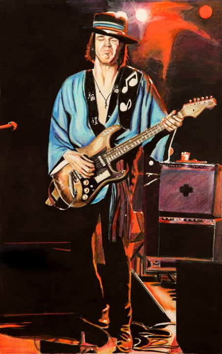 Stevie Ray Vaughan - Chris Benice