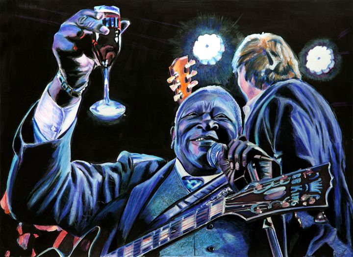 BB King - Chris Benice