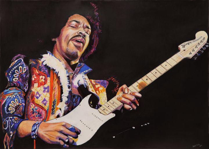 Jimmy Hendrix - Chris Benice