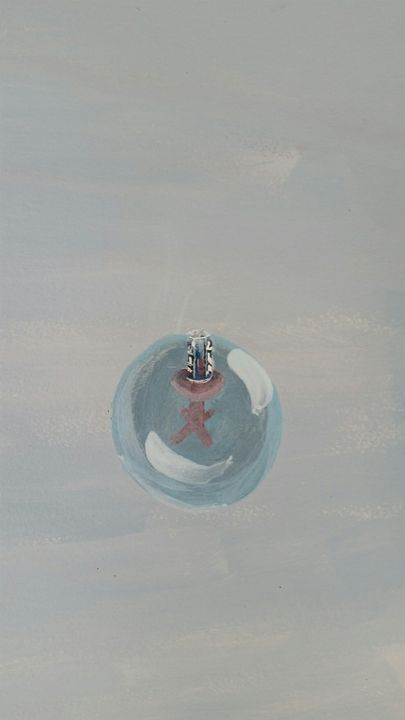 Cold Bubbly - Wet Paint
