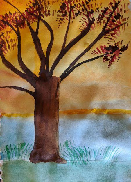 one tree - Naomi Hills