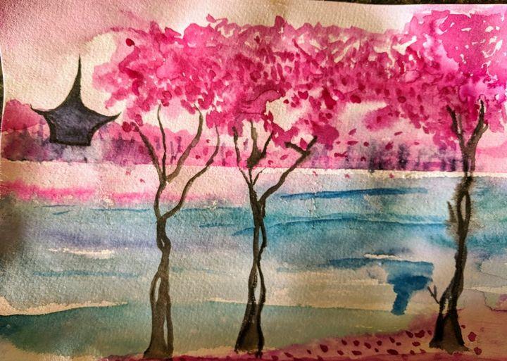 Dreamy Pink - Naomi Hills
