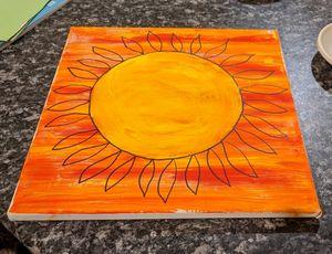 sun - Naomi Hills