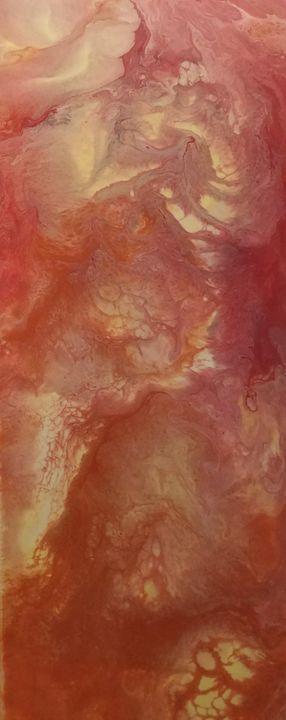 Creation of Phoenix - Infiniteloveart.