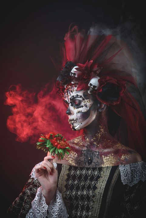 Santa Muerte - Faces Studio