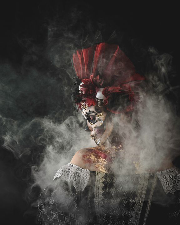 Santa Muerte - Faces Studio