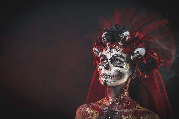 Santa Muerte Image - Faces Studio