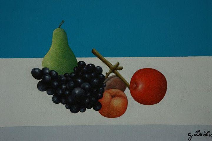 Still life - Giovanni De Luca art