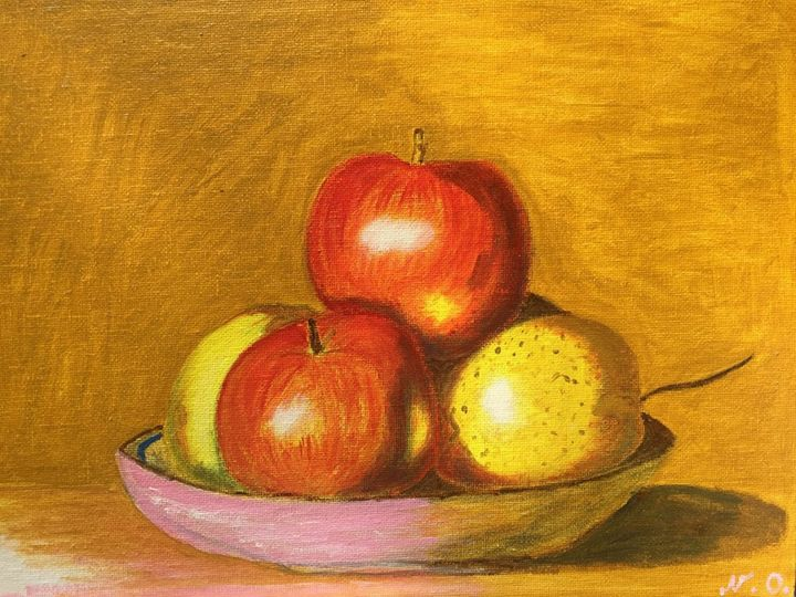 Ripe Fruits - Nataliia's Art Gallery