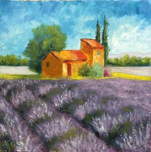 house in lavender (2019)