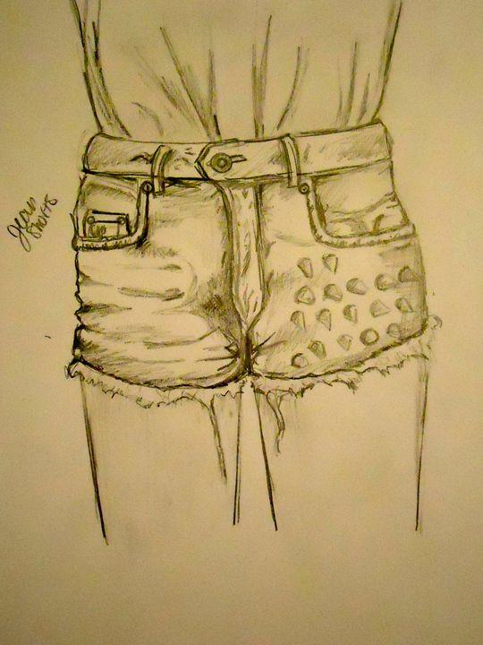 Denim Shorts - Gallimaufry