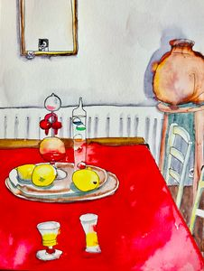 Sylvette's Table