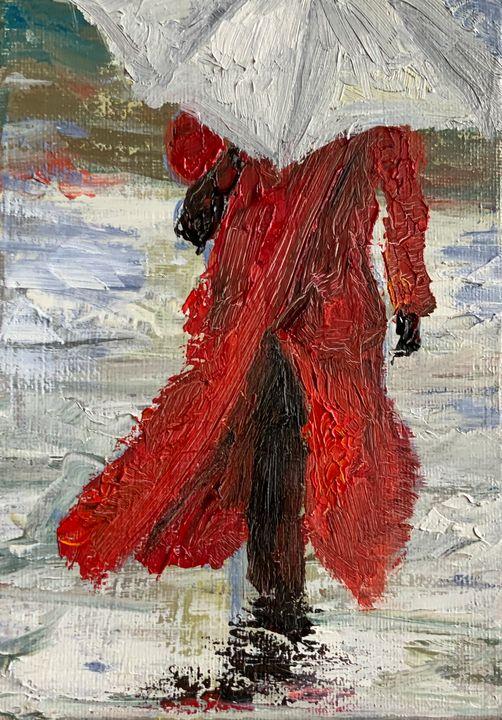 Walking in the Rain - Gillian McIntosh