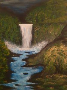 Waterfall no1