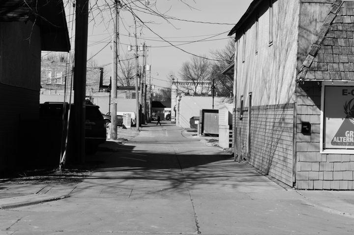 Alley - Art by Indigo