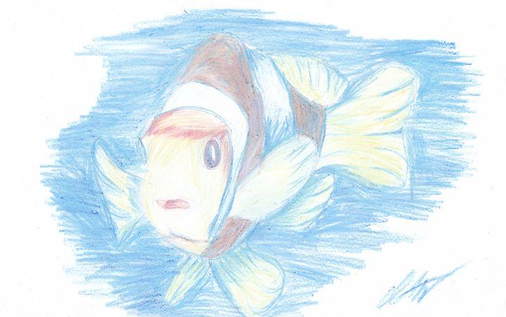 Fish - Art by Indigo