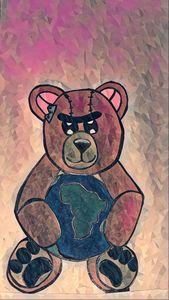 Cozey Bear-My world - Brondre4601