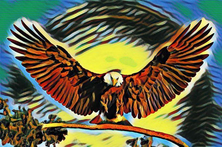 Free Spirit - Andre Rene Gaulin