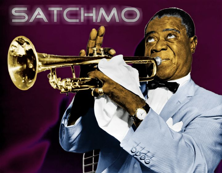 Louis Armstrong - RobTorres