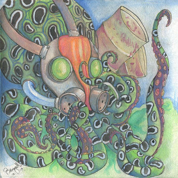 RadiOctopus - BenjaM