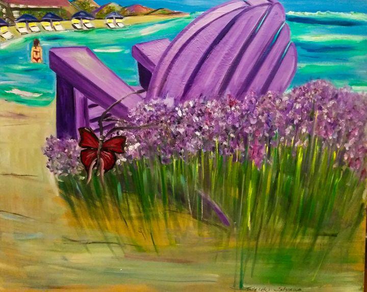 """""""Butterfly"""" - Toby Gotesman Schneier"""