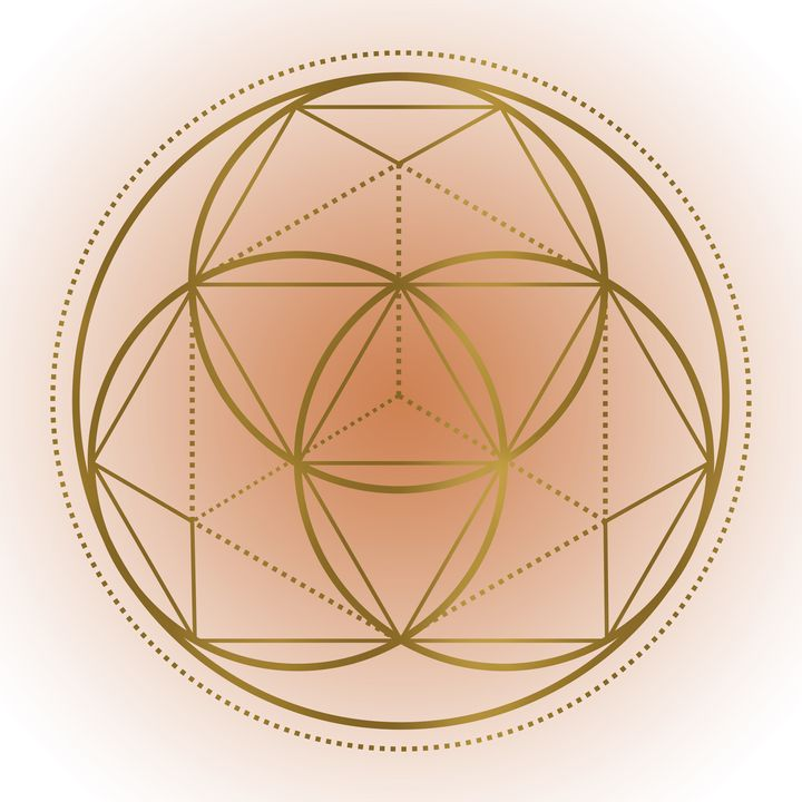 Sacred Geometry 3 - Shannon MacFarlane Photography