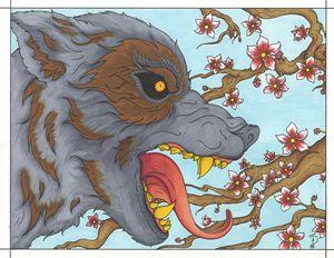 Rufus - Parlour Illustration