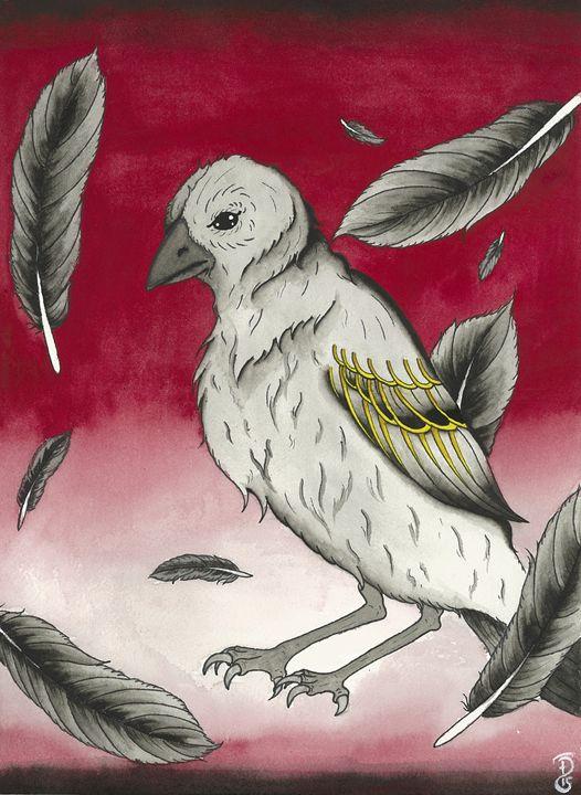 Sebastian - Parlour Illustration
