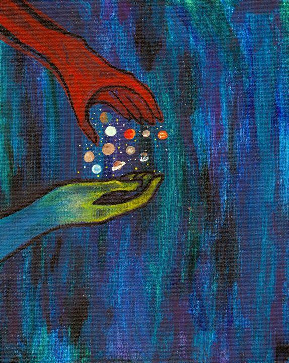 Universe - Natalie Alicia
