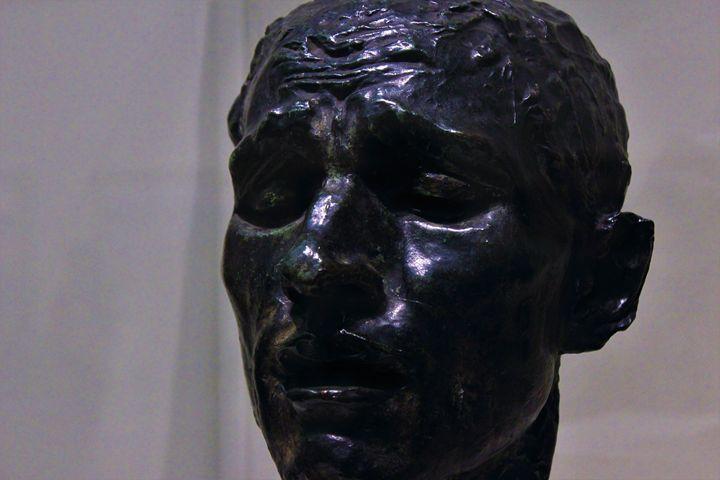 Head of Pierre de Wissant - Natalie Alicia