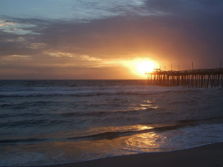 Sunrise in Rodanthe - Ryan Lane Collection
