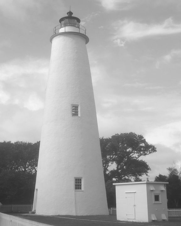 Ocracoke Island Lighthouse - Ryan Lane Collection