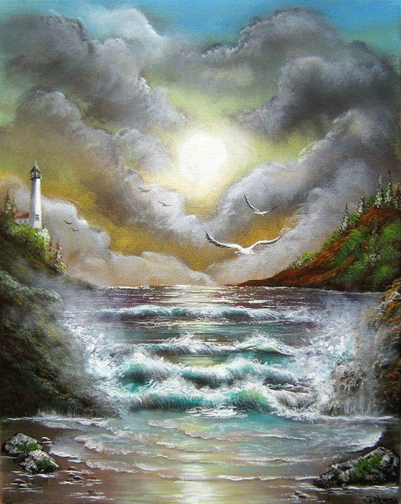 Follow the Wind - Apollonia Art Studio