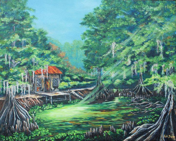 SHANGRI-LA - Ruth Bowen Professional Artist