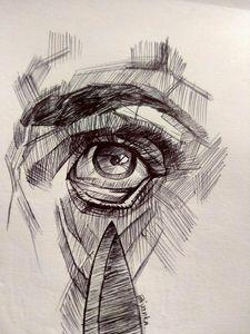 See through