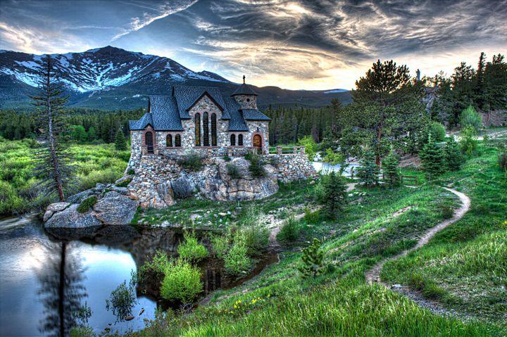 Chapel on the Rock - James Netz Photography