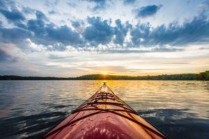 Sunrise Kayak