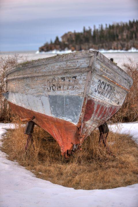 Dry Docked - James Netz Photography