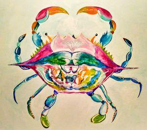 Boho Crab