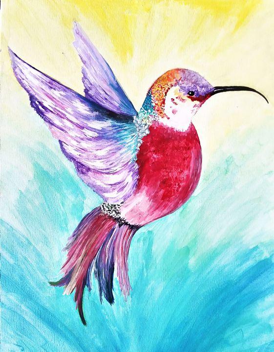 Hummingbird - LifesongArts